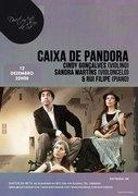 MÚSICA: Caixa de Pandora