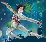 "ESPECTÁCULO: Cirque du Soleil apresenta ""Quidam"""