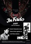 MÚSICA: André Viamonte, Pedro Brito & Luís Rosa - Concertos IN FADO -