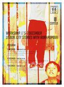 "WORKSHOP: ""Lisbon. City stories"" by Irina Popova"
