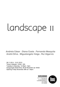 EXPOSIÇÕES: Landscape II