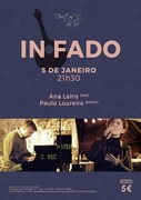 MÚSICA: Ana Laíns & Paulo Loureiro - IN FADO