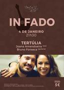 TERTÚLIA - JOANA AMENDOEIRA & BRUNO FONSECA - IN FADO