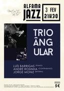 MÚSICA: TRIOÂNGULAR - Concertos ALFAMA JAZZ
