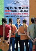 MÚSICA: Toques do Caramulo | Coimbra