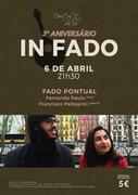 MÚSICA: Fernanda Paulo & Francisco Pellegrini - Concertos IN FADO