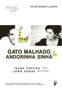 MÚSICA: Gato Malhado & Andorinha Sinhá