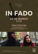 "MÚSICA: ""Fado Pontual"" - Fernanda Paulo & Francisco Pellegrini - IN FADO"