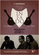 """MÚSICA: Nadine Brás, Diogo Martins & Artur Mendes - """"QUASE UM FADO"""" - Concertos IN FADO"""