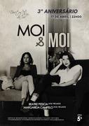 MÚSICA: MOI & MOI - Beatriz Pessoa & Margarida Campelo
