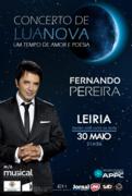 ESPECTÁCULOS: Concerto de Lua Nova - Fernando Pereira