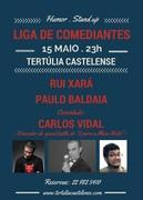 ESPECTÁCULOS: Liga de Comediantes