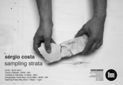 EXPOSIÇÕES: Sérgio Costa