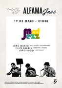 """MÚSICA: """"MADJEZZ"""" - João Manso, Filipe Durães & João Roque - Concertos ALFAMA JAZZ"""