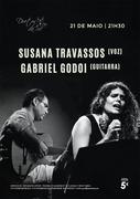 MÚSICA: Susana Travassos & Gabriel Godoi