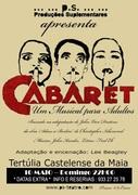 ESPECTÁCULOS: Cabaret - Um Musical para Adultos