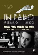 MÚSICA: Rafael Fraga convida Ana Roque - Rafael Fraga (guitarra portuguesa) & Ana Roque (voz) - Concertos IN FADO