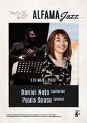 MÚSICA: Daniel Neto & Paula Sousa - Concertos ALFAMA JAZZ -