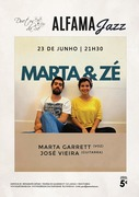 MÚSICA: Marta & Zé (ALFAMA JAZZ)