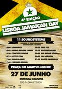 MÚSICA: Lisboa Jamaican Day