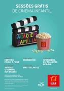"""CRIANÇAS: Sessões Grátis de Cinema Infantil: """"Max-Atlantos"""""""