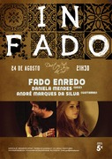 FADO ENREDO - Daniela Mendes & André Marques da Silva - Concertos IN FADO