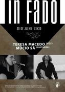 MÚSICA: Teresa Macedo & Múcio Sá - Concertos IN FADO
