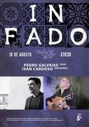 PEDRO GALVEIAS & IVAN CARDOSO  - Concertos IN FADO
