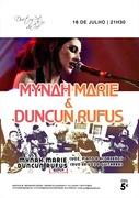 MÚSICA: MYNAH MARIE & DUNCUN RUFUS