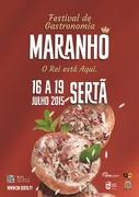 FESTIVAIS: Festival de Gastronomia Maranho