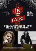 MÚSICA: Susana Travassos & Múcio Sá - Concertos IN FADO