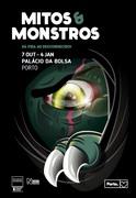 EXPOSIÇÕES: Mitos e Monstros