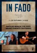 MÚSICA: Matilde Marçal Cid & Bruno Fonseca - Concertos IN FADO