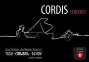 MÚSICA: CORDIS apresenta TERCEIRO
