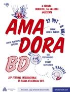 FESTIVAIS: AmadoraBD 2015 – Festival Internacional de Banda Desenhada