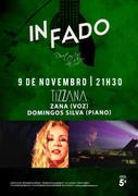 """MÚSICA: Zana & Domingos Silva - """"TIZZANA"""" - Concertos IN FADO"""