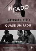 MÚSICA: Nadine Brás, Diogo Martins & Artur Mendes - Concertos IN FADO