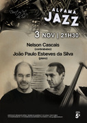 MÚSICA: Nelson Cascais e João Paulo Esteves da Silva - Concertos ALFAMA JAZZ