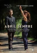 MÚSICA: ABRIL SEMPRE - Cristina Loureiro & Nuno Tavares