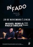 MÚSICA: Miguel Rebelo & Paulo Abelha - Concertos IN FADO