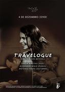 "MÚSICA: ""Travelogue"" - Tributo a Joni Mitchell - Teresa Macedo, Alexandre Diniz & António Pinto"