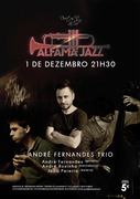 MÚSICA: André Fernandes Trio - CONCERTOS ALFAMA JAZZ