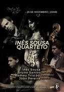 MÚSICA: Inês Sousa Quarteto