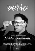 ESPECTÁCULOS: Helder Guimarães