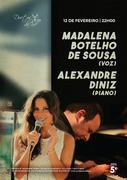 MÚSICA: Madalena Botelho de Sousa e Alexandre Diniz