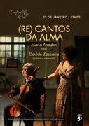 MÚSICA: (Re) Cantos da Alma - Maria Anadon & Davide Zaccaria