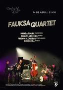 MÚSICA: Fauska Quartet