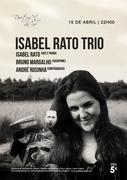 MÚSICA: Isabel Rato Trio - Isabel Rato, Bruno Margalho & André Rosinha
