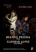 MÚSICA: Beatriz Pessoa e Cláudio Alves