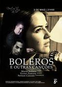 MÚSICA: Boleros e outras canções - Maria Sedano, Victor Zamora & Nelson Cascais